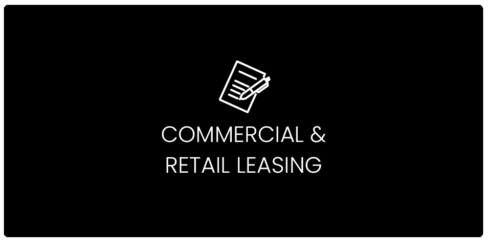 Commercial & Retail Leasing